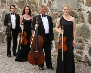 Wulfson Quartet - Stråkvartett för alla tillfällen