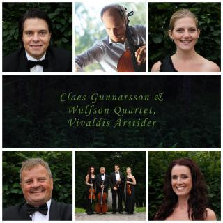 Wulfson Quartet Vivaldis Årstider