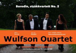 Wulfson Quartet Borodin