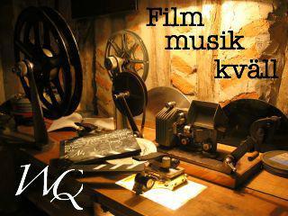 Wulfson Quartet filmmusikkväll