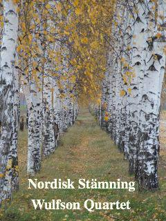 Wulfson Quartet Nordisk Stämning
