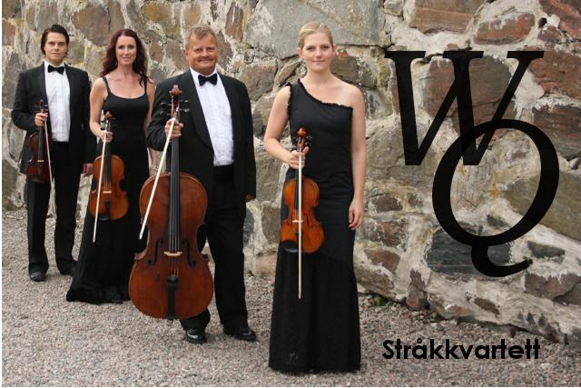 Wulfson Quartet spelar Beethoven