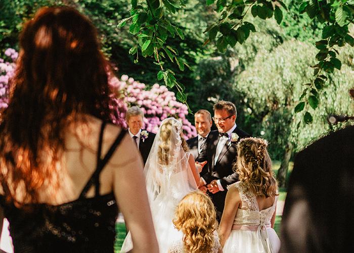 Wulfson Quartet Stråkvartetten till ditt bröllop