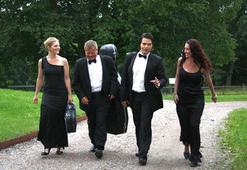 Wulfson Quartet en stråkkvartett till ert bröllop