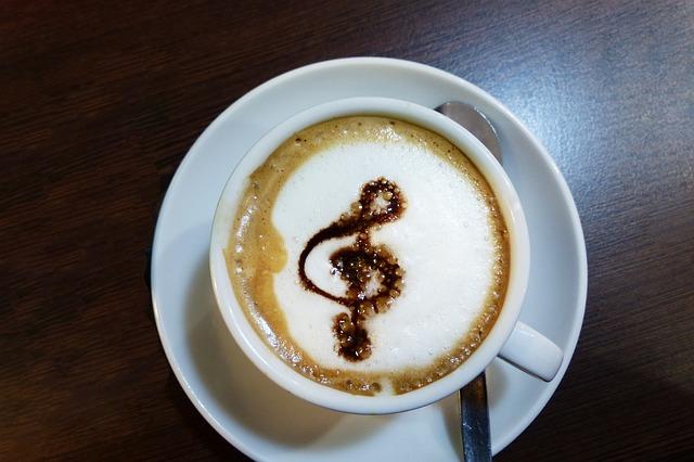 Wulfson Quartet Musik till kaffet