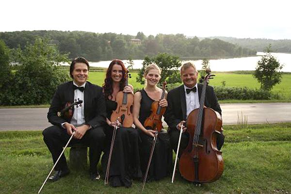 Wulfson Quartet musikaliska paket
